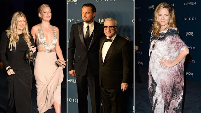 If Leonardo DiCaprio Throws a Party, a Good Time Is Guaranteed