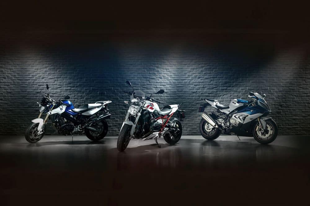 2015年式車型首度亮相!BMW Motorrad登台北車展舞台