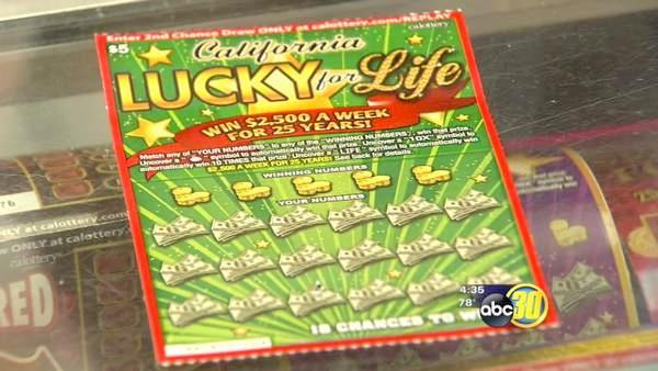 Fresno man is the newest Valley millionaire