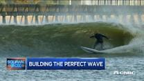 Hanging ten on wave technology