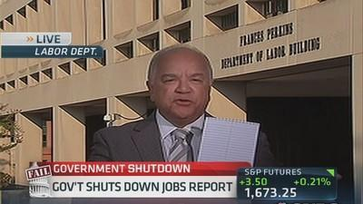 CNBC's 'no jobs report' report