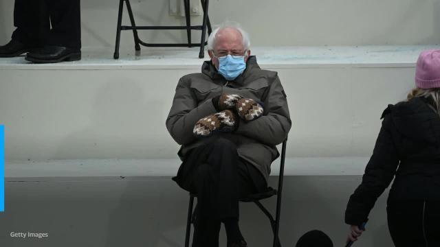 Bernie Sanders Raises Nearly 2 Million From Inauguration Mittens Meme For Vermont Charities