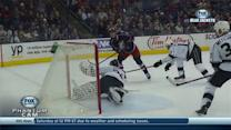 Nathan Horton roofs it on 2-on-1 past Jones