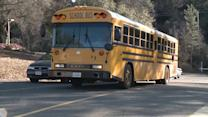 School bus GPS gives parents peace of mind