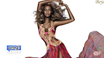 Roberto Cavalli Destroys Beyoncé's Figure in Concert Dress Sketch