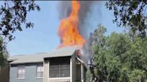 Residents concerned after second fire
