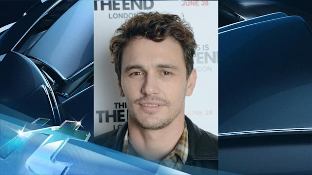 Breaking News Headlines: James Franco Leaves The Garden Of Last Days! Project Called Off!