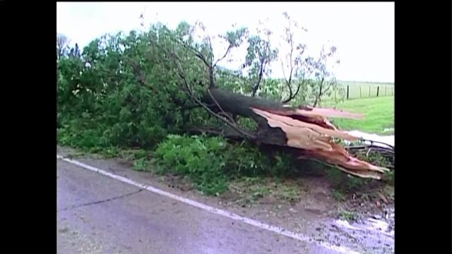 Thousands of power outages after storms hit Chicago area