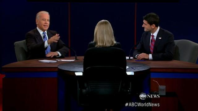 Biden Continues to Smile About VP Debate; Ryan Feels 'Great'