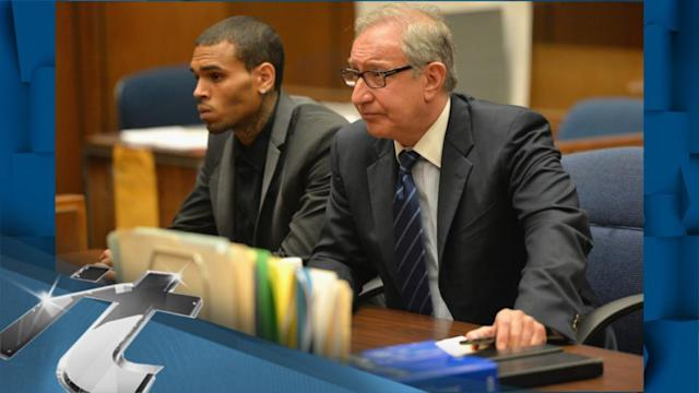 Chris Brown News Pop: Chris Brown Sued by Fan for Alleged Nightclub Assault