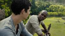 'The Maze Runner' Clip: Let Me Show You How