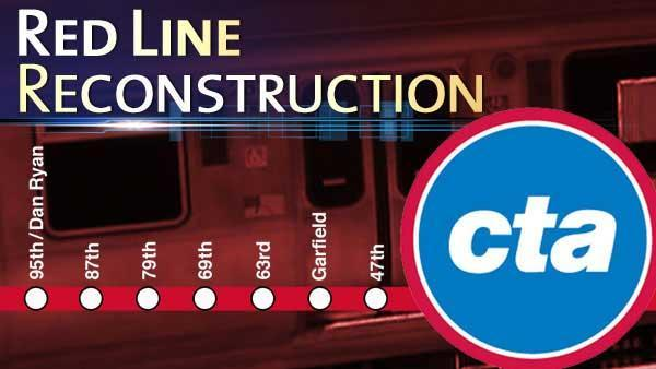 CTA alternatives, personnel in place for start of Red Line work