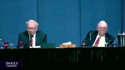 Warren Buffett describes his most fun investment outside of