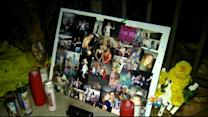Family, Friends Holds Vigil For Hollywood Hit-&-Run Victim