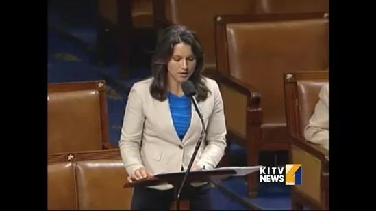 Gabbard's 'Helping Heroes Fly' Act passes U.S. House