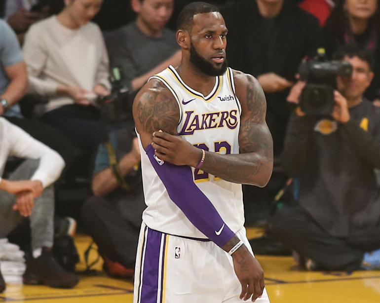 f757c31bd How soon will LeBron James return to the Lakers   Video