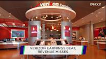 Verizon profit beats; Under Armour fails to impress; Chipotle jumps