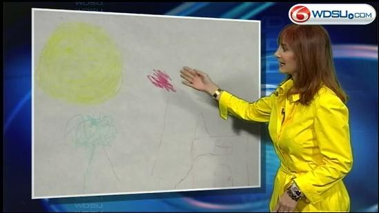 Margaret's Weather Picture for May 16