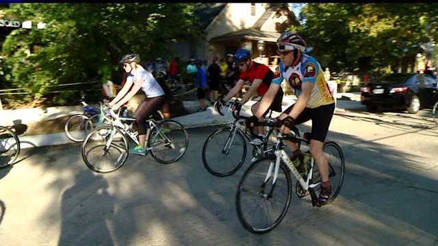 `Warriors On Wheels` pays Tribute To Fallen Officers