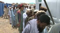 A mass exodus out of Pakistan's North Waziristan as army readies ground offensive