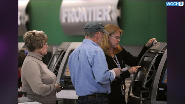 Frontier Airlines Rolls Out Carry-on Bag Fees, Cuts Base Fares