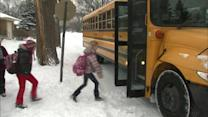 Residents deal with aftermath of snow