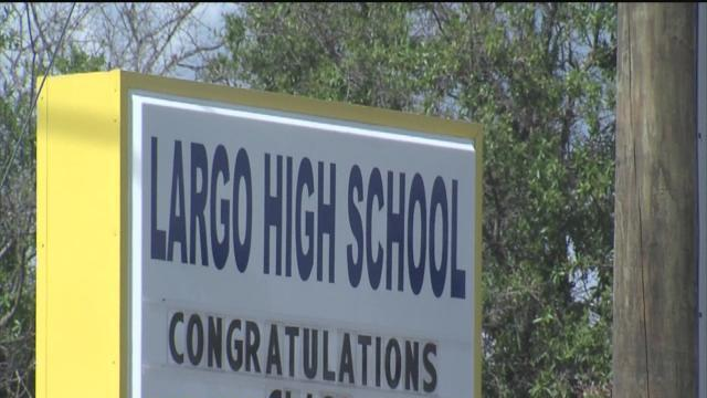 Arrested on charges of child abuse, Largo High School teacher says police have it all wrong