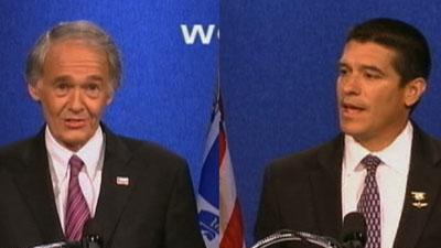 Gomez, Markey Class in Mass. Senate Debate