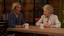 Holland Taylor on Ann Richards, Tattoos, and Charlie Sheen