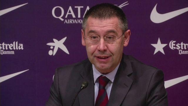 Bartomeu: 'We will be in charge until 2016'
