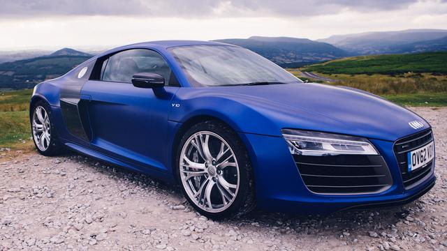 Audi R8 V10 Plus: Audi's Mk1.5 is the same but better