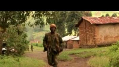 Government troops on the hunt for DRC rebels
