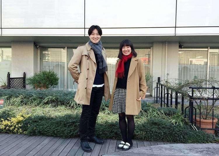 來日觀光怎麼穿?東京一年四季天氣資訊&服裝建議