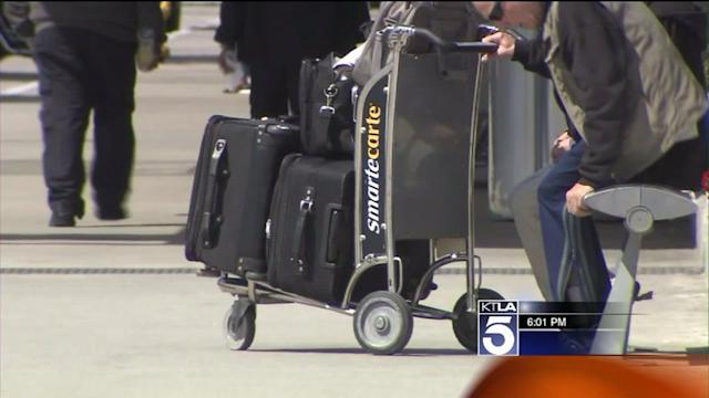 More Arrests Possible in Alleged LAX Baggage-Theft Operation: Police