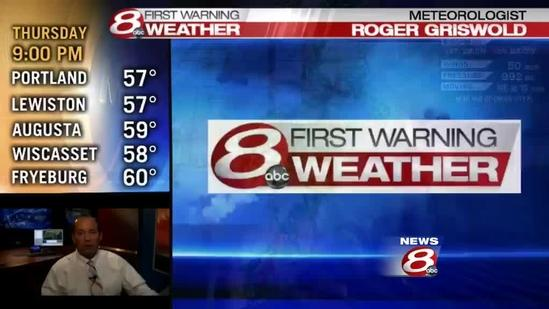 First Warning Weather Evening Update