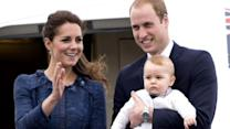 The Royals Down Under