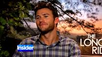 Scott Eastwood on Following in His Famous Father's Footsteps: 'I Couldn't Get Auditions for a Lot of Stuff'