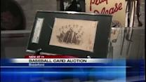 Rare baseball card sells for thousands in Biddeford