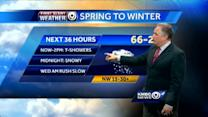 Prepare to go from spring to winter
