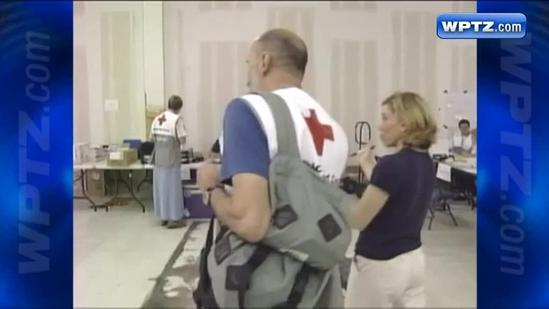 We Were There: Red Cross volunteers go to OK