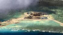 China ramps up island-building in South China Sea