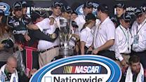 Nationwide Final Laps: Stenhouse Jr. is the champ again