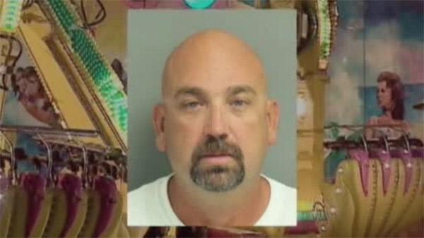 Ride operator charged over 5 hurt at NC State Fair