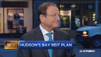 Hudon's Bay CEO: REIT plan all about growth
