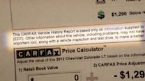 The Real Facts About Carfax