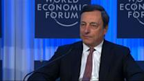 Draghi: '2012 foi o ano do relançamento do Euro'