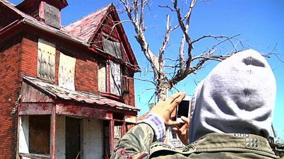 Detroit Resident Chronicles City's Desolation