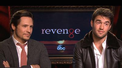Nick Wechsler And Joshua Bowman: What's Happening On 'Revenge' Season 2?