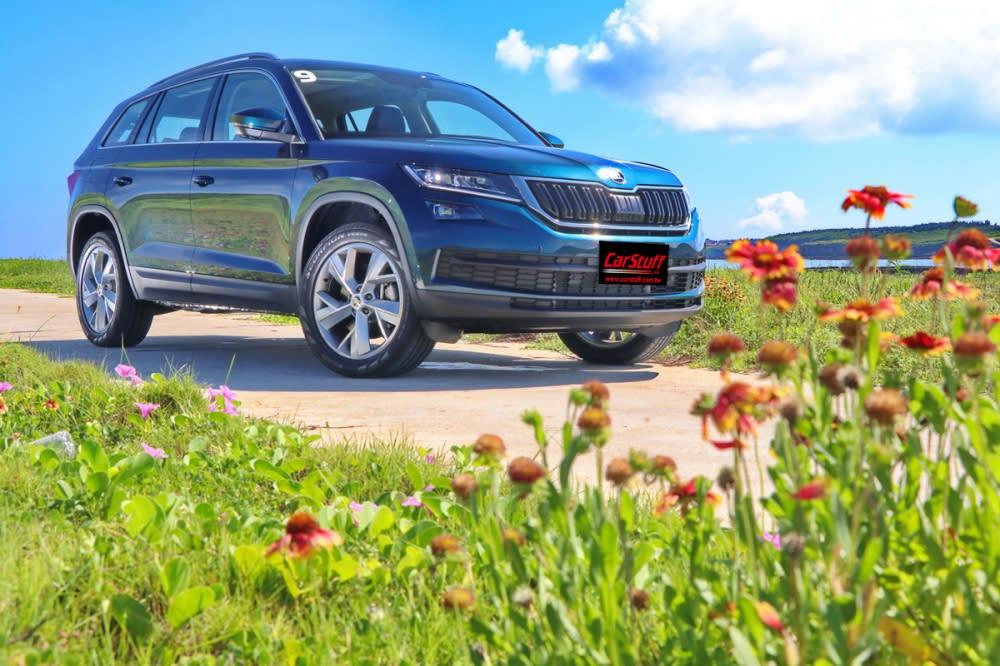 九具SRS輔助氣囊、Euro NCAP最高安全標準肯定,Kodiaq豐富的主被動安全確實顯得誠意十足
