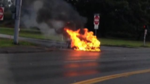 Tesla cars catching fire, CEO asks regulators to investigate